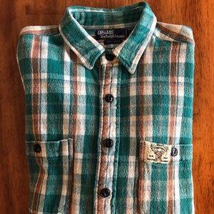 Ralph Lauren Mens Polo Sportsman Flannel Shirt